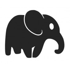 Elephant SVG cut design - (Free) - Instant Download