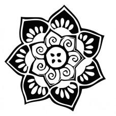 Mandal - 001 SVG cut design - (Free) - Instant Download