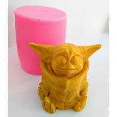 craftial cvurve_CC_3d alien silicone mold