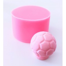 craftial cvurve_CC_3d foot ball silicone mould