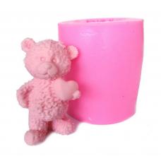 craftial curve_CC_3d teddy silicone mold