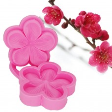 craftial curve_CC70_3D Flower Silicone Mold, Silicone DIY Art Mould