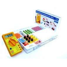 Electronics Project Mega Kit, 60 in 1 circuits, eBook, Video DVD + International shipping