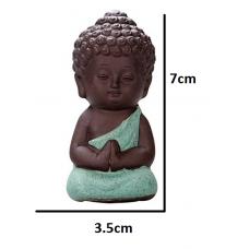 craftial curve_cc150_ Buddha Mini Figurine Statue Mould