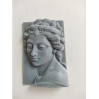 craftial curve_CC120_lady craft silicone mold