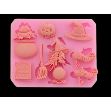 craftial curve_CC50_ Halloween-Silicone-Mould-Mold