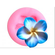craftial curve_CC44_ Jasmine Champa Flower Silicone Mold