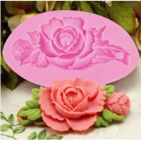 craftial curve_CC_rose silicone mold