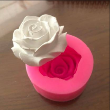 craftial curve_CC58_ rose  Silicone Mold cake decorating tools Style DIY Art Mould
