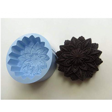 craftial curve_CC106_mondal soap Mould Resin Pendant soap Making Mould